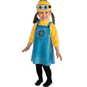 Minion Dave Halloween Costume- Child-Dress - nyea's Party Store