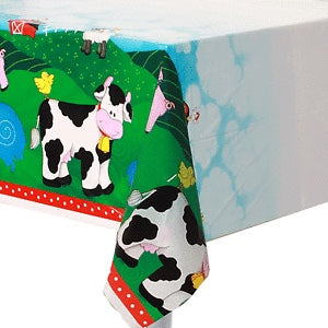 Farm Friends Tablecover
