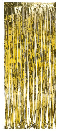 Foil Door Curtain Hollywood - nyea's Party Store    - 1