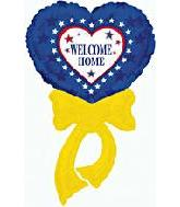 "42"" Jumbo Welcome Home Foil Balloon"