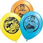 "Assorted  12"" El Chavo Latex Balloons - nyea's Party Store"