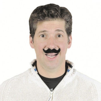Self-Adhesive Moustaches - nyea's Party Store