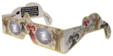 Holiday Specs 3D Christmas Glasses - nyea's Party Store    - 3