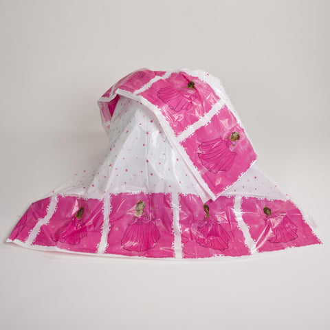 Princess Amira Table Cover - nyea's Party Store