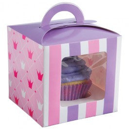 Princess Cupcake Boxes - nyea's Party Store    - 1
