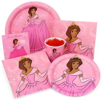 Princess Amira Party Box Essentials - nyea's Party Store