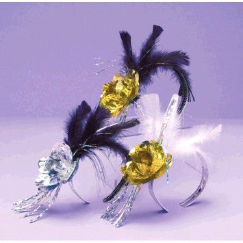 Evening Elegance Rose Tiara hollywood - nyea's Party Store