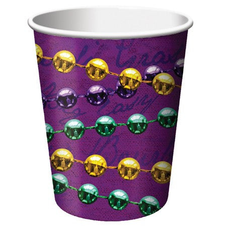 Rue Bourbon 9 Oz  Cups - nyea's Party Store