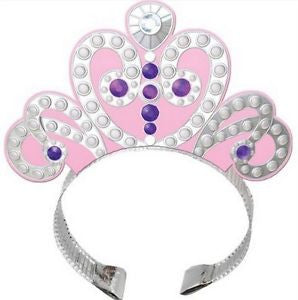 Sofia the First Tiaras - nyea's Party Store