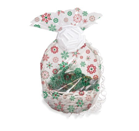 Holiday Basket Bag - Christmas - nyea's Party Store