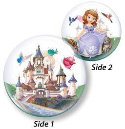 "22""  Sofia the First Bubble Balloon"