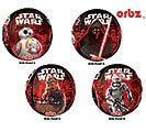 "16""PKG ORBZ STAR WARS Balloon - Nyea's Party Store"