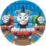 Thomas the Tank Engine Dessert Plates 8ct - nyea's Party Store