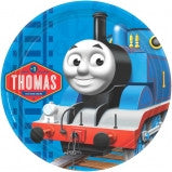 Thomas the Tank Engine Lunch Plates 8ct - nyea's Party Store