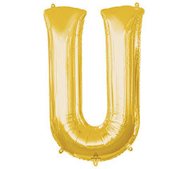 "33"" SuperShape Foil Letter Balloons"