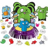 Ugly Doll Table Decorating Kit - nyea's Party Store