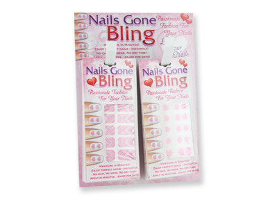 Nails Gone Bling - nyea's Party Store
