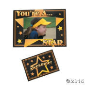 "Graduation Magnet Photo Frame ""You're A Star"" - nyea's Party Store"