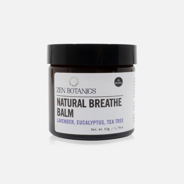 Balm - Natural Breathe Balm - Zen Botanics