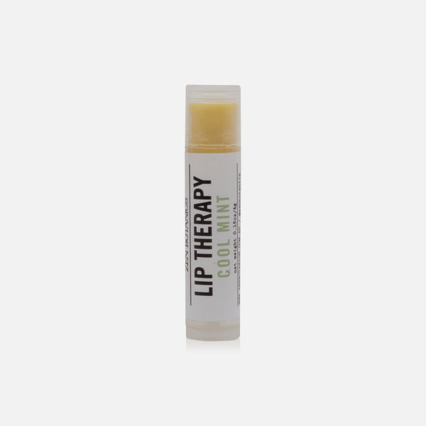 Lip Therapy Balm - Cool Mint - Zen Botanics