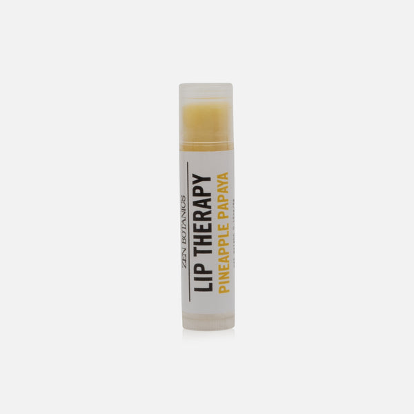 Lip Therapy Balm - Pineapple Papaya - Zen Botanics