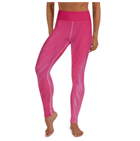 Flamingo Yoga Legging