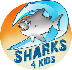 Sharks 4 Kids logo