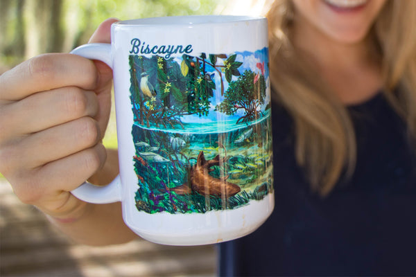 Biscayne National Park Mug