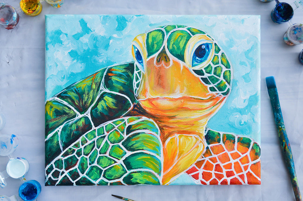 Green Sea Turtle #3 - 11/28/2016
