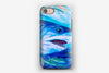 iPhone Tough Case - Blue Dynamite