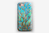 iPhone Tough Case - Coral Floral