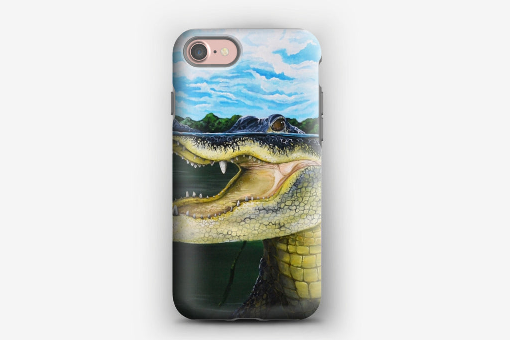 iPhone Tough Case - Florida Gator