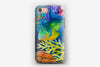 iPhone Tough Case - Queen Triggerfish