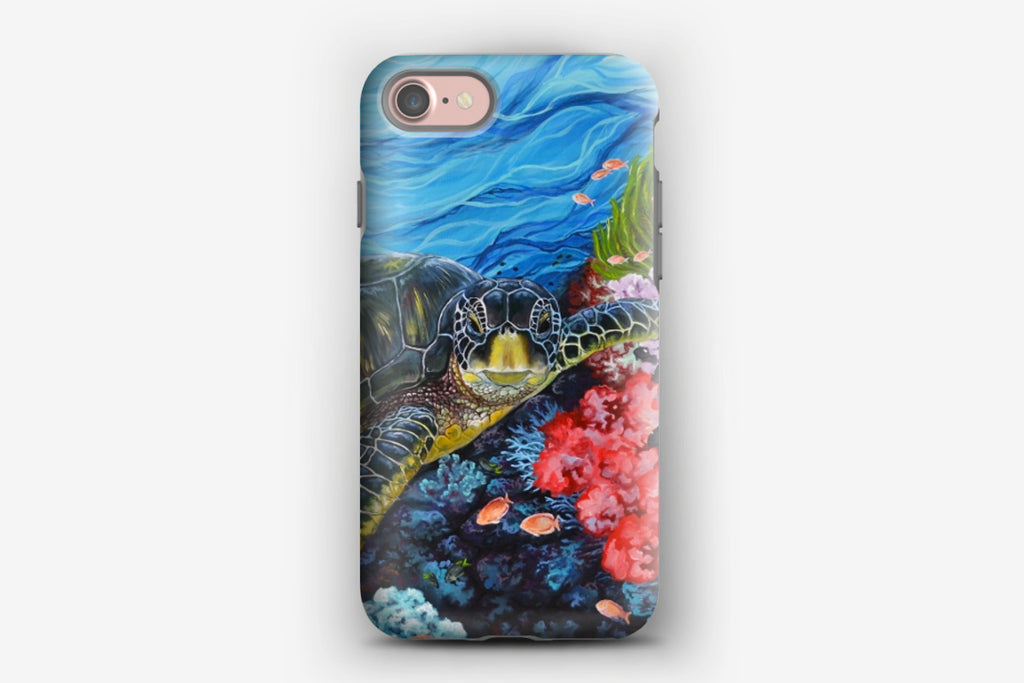 iPhone Tough Case - Sanctuary