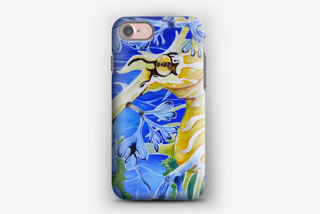 iPhone Tough Case - Sea Dragon