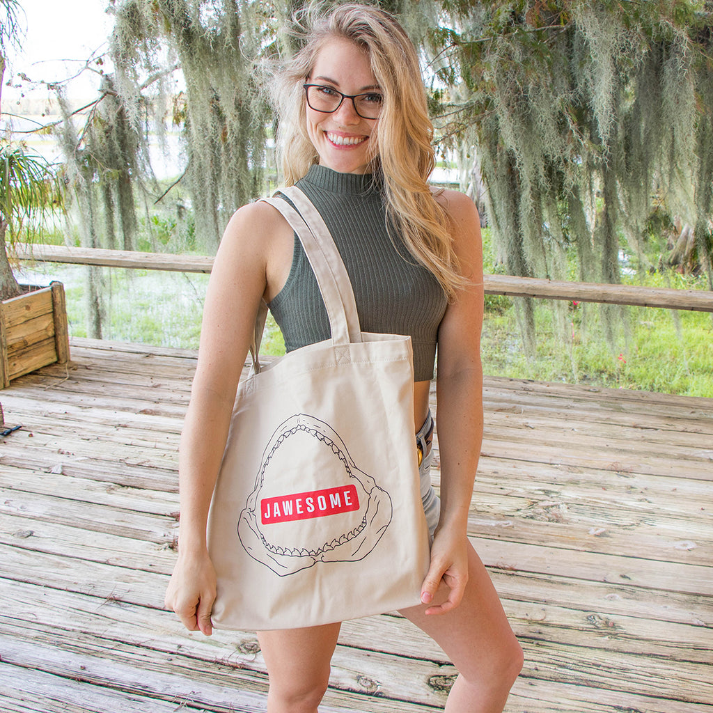Jawesome Eco Tote Bag