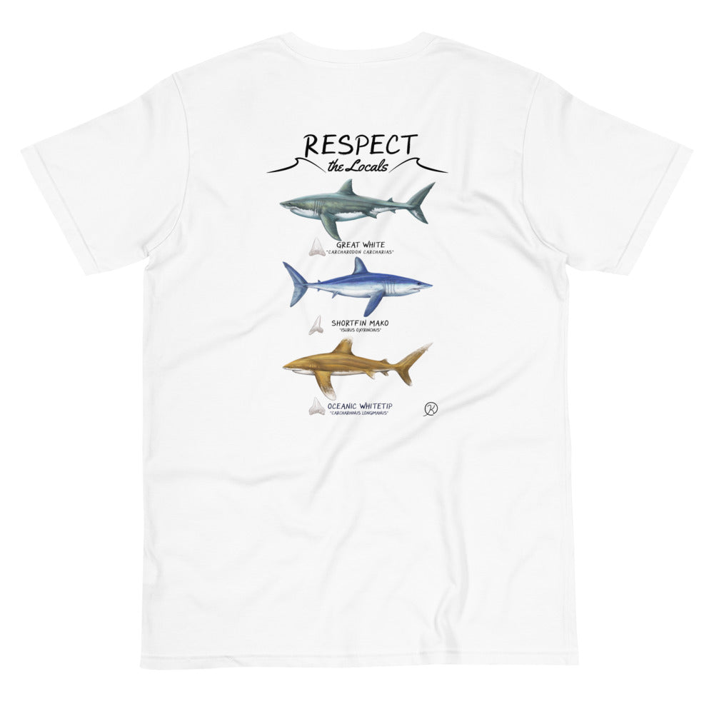 Respect the Locals | Organic Tee