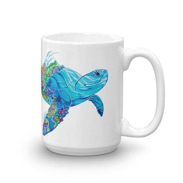 Sea Turtle Love Mug