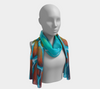 Sea Turtle Scarf