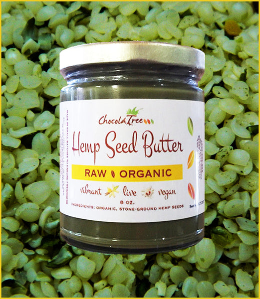 Health Benefits of Hemp Seed Butter
