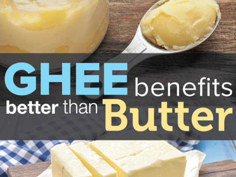 Ghee Benefits VS Butter by Dr Axe