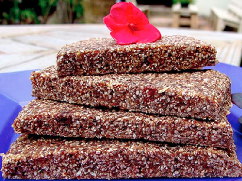 Feel-Good Granola Bars! From the Sivananda Ashram