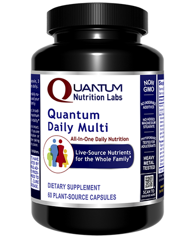 Quantum Thyroid Support, 60 vcaps