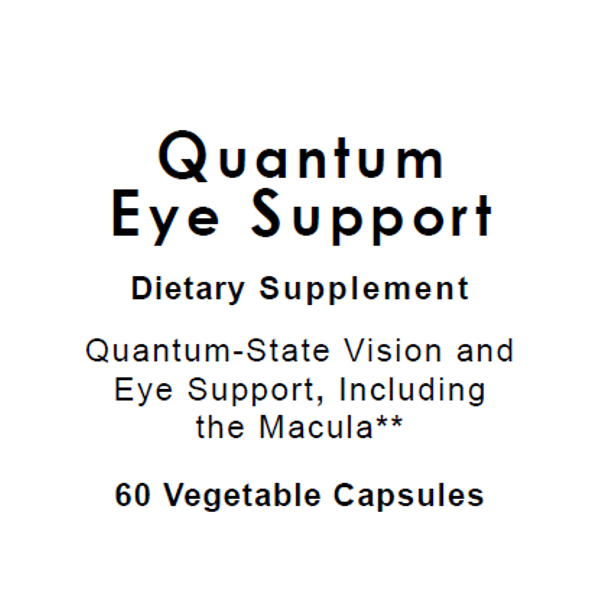 Quantum Eye Support, 60 vcaps