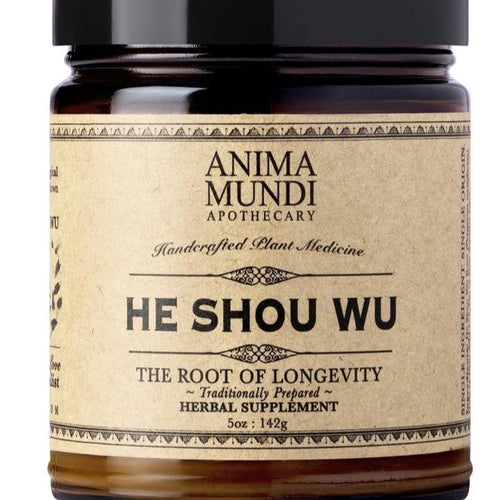 Anima Mundi Superherb, He Shou Wu, 5 oz powder