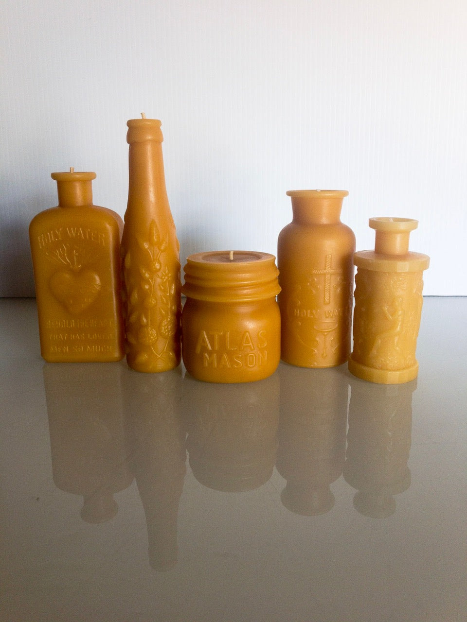 Beeswax Candles (Assorted Sizes)