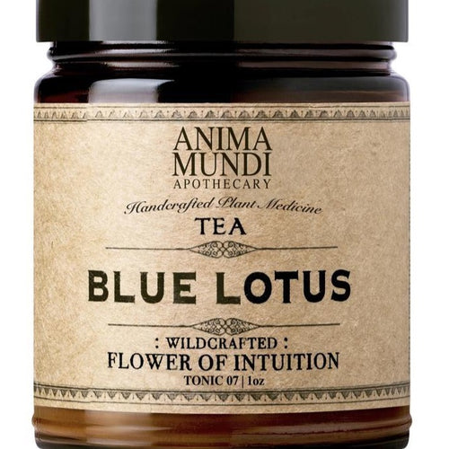 Anima Mundi Tea, Blue Lotus, 1 oz