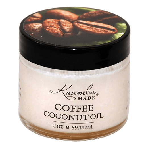 Kuumba Made, Coffee Coconut Oil