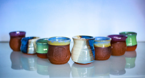 Seven Elements Studios Sacred Ceremony Handmade Cups
