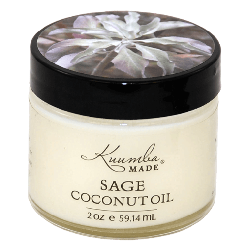 Kuumba Made, Sage Coconut Oil, 1 oz